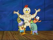 Mr. Sea Chicken Commercial 10