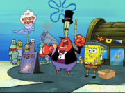 Mr. Krabs in Pet or Pests-21