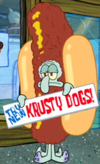 Hot Dog Squiddy