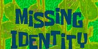SpongeBob's House/gallery/Missing Identity