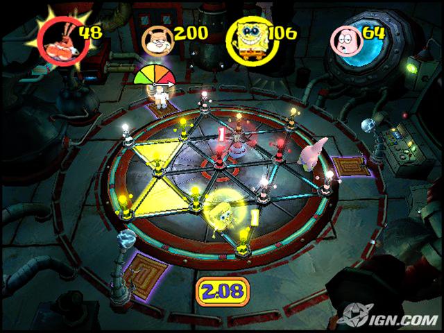 File:3d Patrick, 3d Mr. Krabs, 3d Spongebob, & 3d Sandy2.jpg