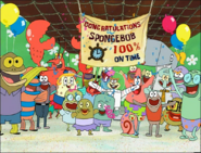 Larry in SpongeBob Meets the Strangler-1