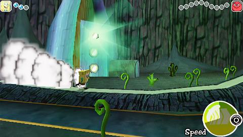 File:3d Spongebob As Mermaid Man (the yellow Avenger)2.jpg