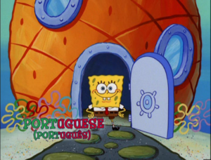 Around the World with SpongeBob SquarePants