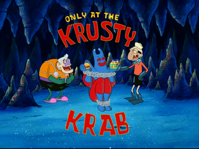 File:Only At The Krusty Krab.png