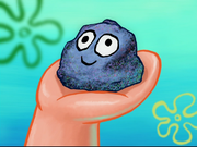 Pete the rock