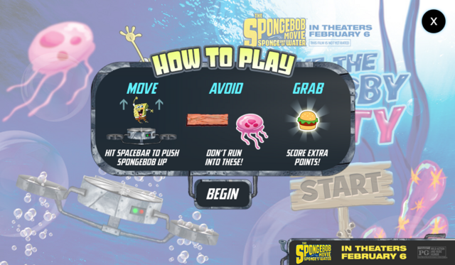 File:The SpongeBob Movie - Sponge Out of Water - Save the Krabby Patty - How to play.png