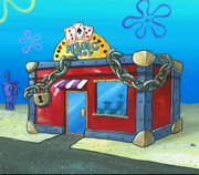 bikini bottom buildings - photo #44