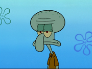 Squidward in The Main Drain-22