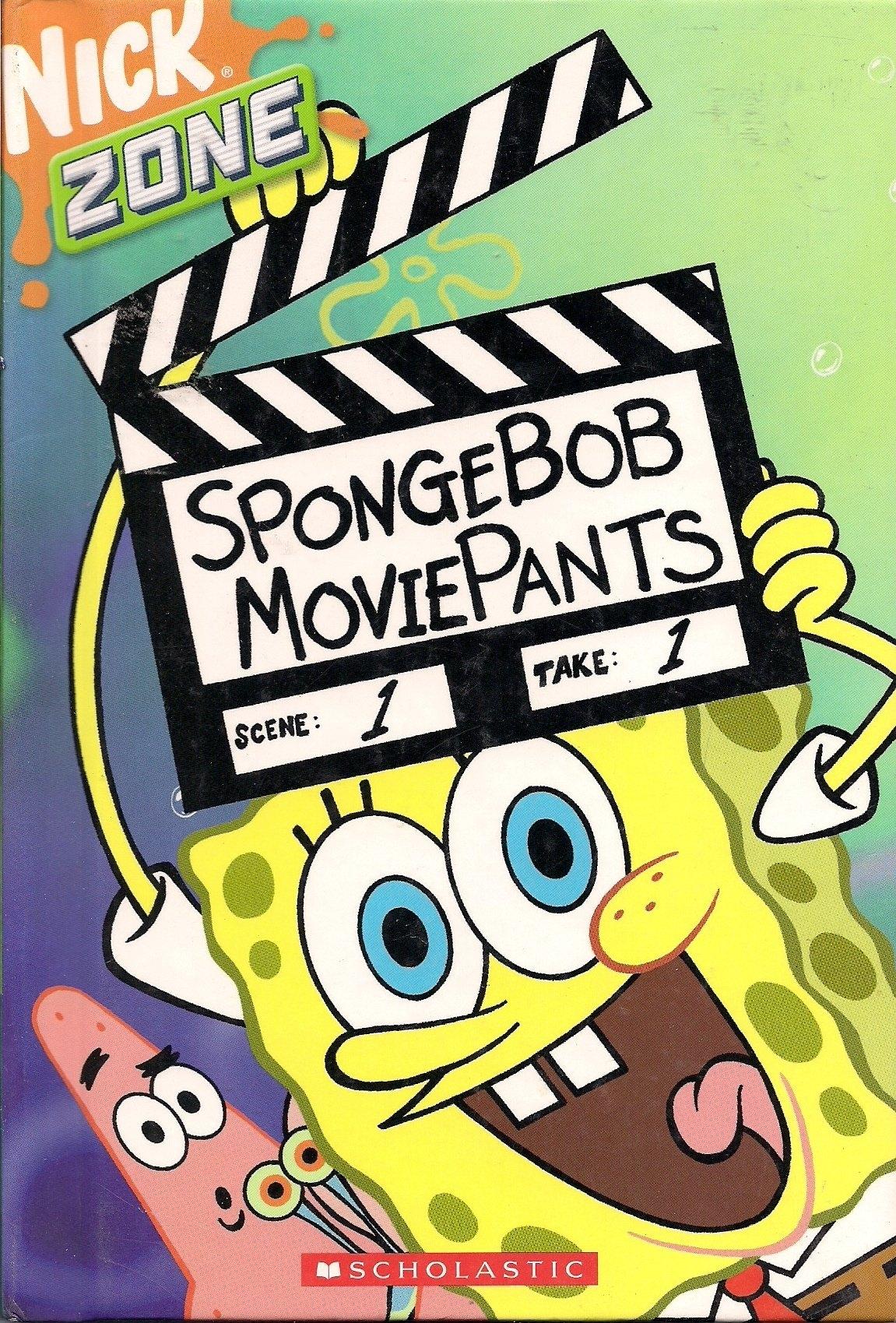 Spongebob Moviepants