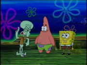 Shanghaied Squidward's ending 08