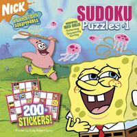 SB Sudoku Puzzles -1 Cover