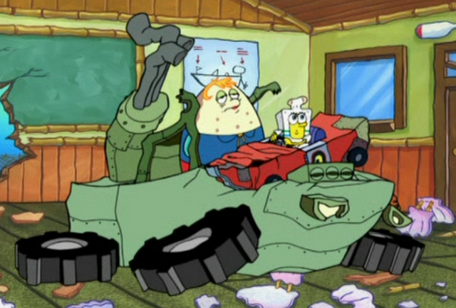 File:Mrs. Puff's Giant Monster Boat destroyed.png