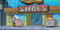 Shoes (Plankton Retires)
