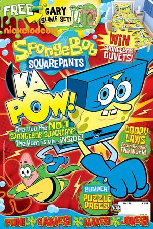 SpongeBobSquarePantsMagazine126
