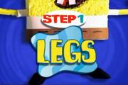 Step 1 Legs