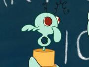 Artunknown squidenrepose