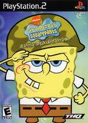 SpongeBob- Battle for Bikini Bottom Cover