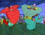 Larry the Lobster in Neptune's Spatula-19