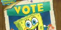 Vote for SpongeBob