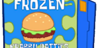 Frozen Krabby Patty (food)