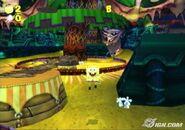 3d Spongebob In 1 Circus Area