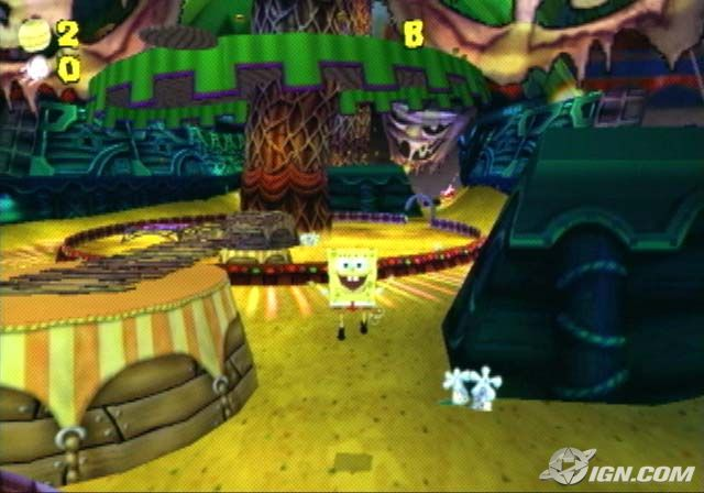 File:3d Spongebob In 1 Circus Area.jpg