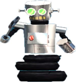 Slick Robot
