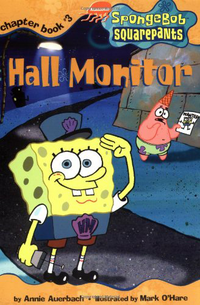 Hall Monitor book