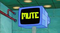 SpongeBob SquarePants Karen the Computer Mute