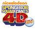 SpongeBob 4D - Ride
