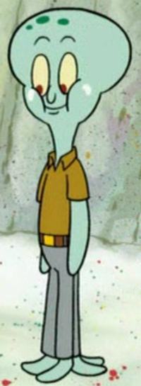 ''Normal'' Squidward