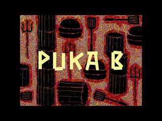 SpongeBob Music- Puka B