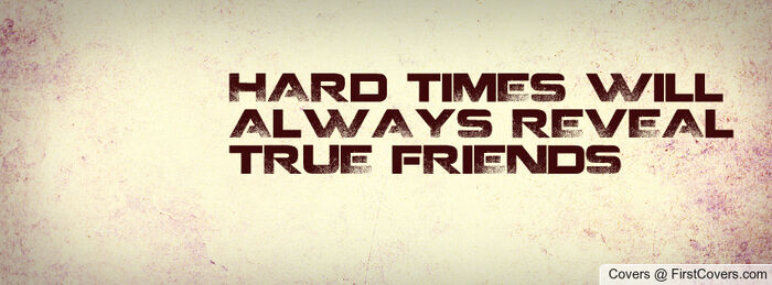 Hard times will-137756