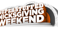 Super Stuffed Nicksgiving Weekend