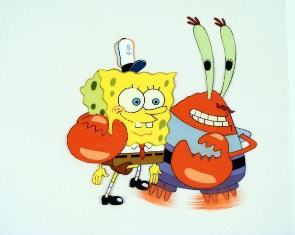 File:Spongebob and krabs.jpg