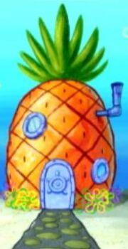 SpongeBobPineapple