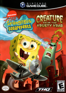 Creature-From-The-Krusty-Krab-Gamecube