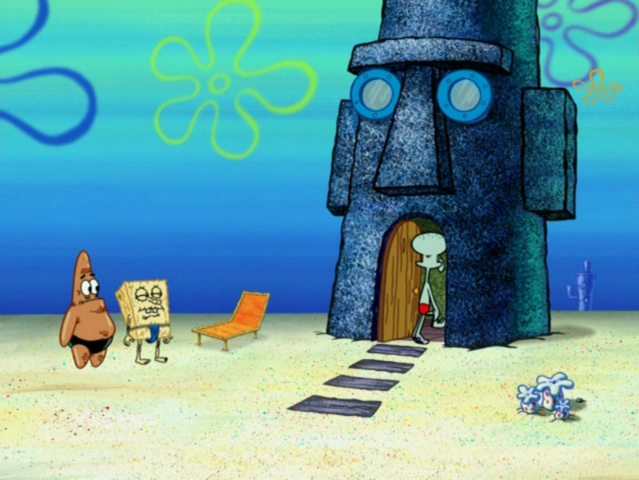 File:Squidward Tentacles in Sun Bleached-17.png