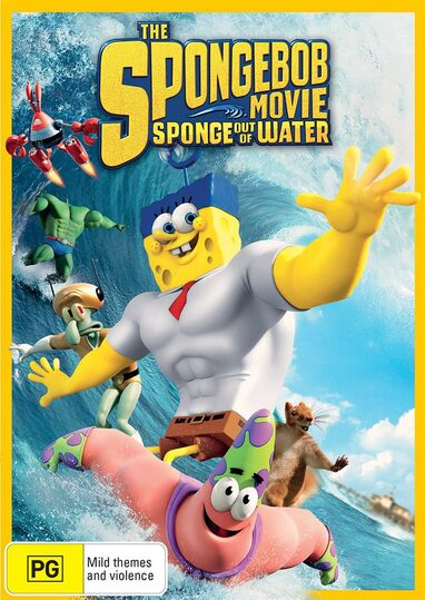 File:The SpongeBob Movie - Sponge Out of Water Australian DVD.jpeg