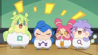 Kamisama Minarai Himitsu no Cocotama Episode 38
