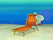 Squidward Tentacles in Sun Bleached-6
