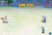 Robot Ruckus Game Over
