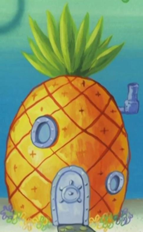 File:SpongeBob's pineapple house in Season 2-1.png