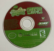 Gamecube disc