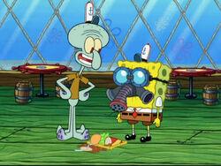 173a SpongeBob Maske