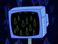 SpongeBob SquarePants Karen the Computer Crying