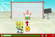SpongeBob's Soccer Shoutout - Golden soccerball