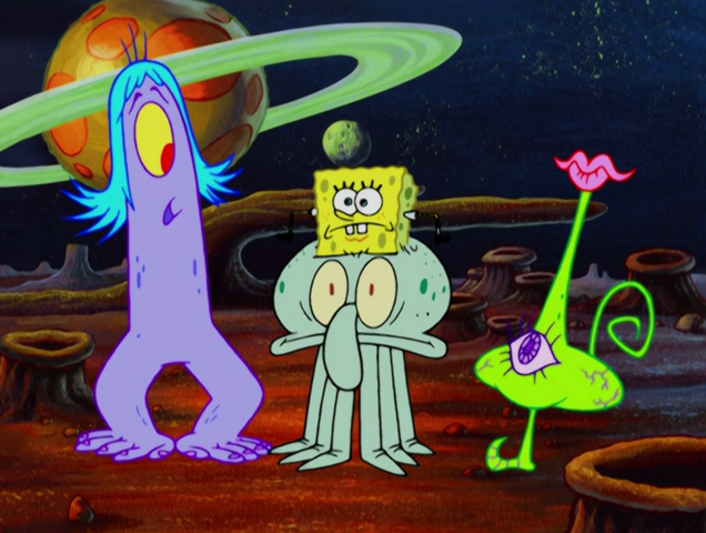 File:SquidBob character in outer space.png