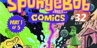 SpongeBob Comics No. 32